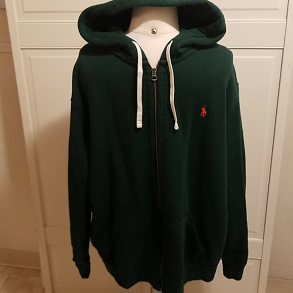 Clothing, Shoes & Accessories Men's Clothing ***XXL***Ralph Lauren Hoodie